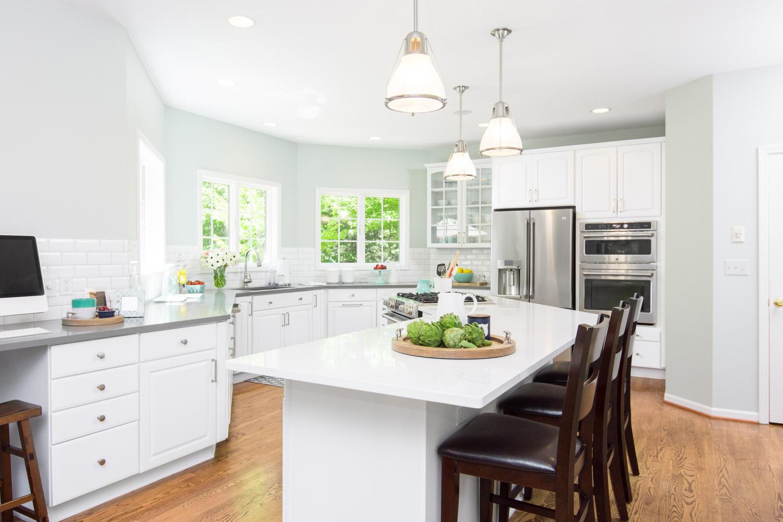 Open concept Kitchen Renovation, Ann Arbor, MI