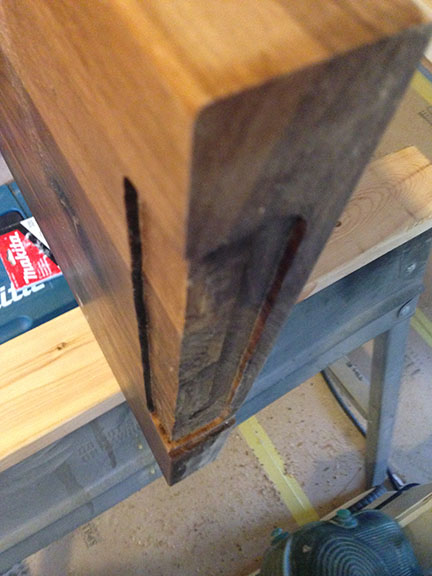 Ann Arbor Remodel Custom Wood Counters.jpg