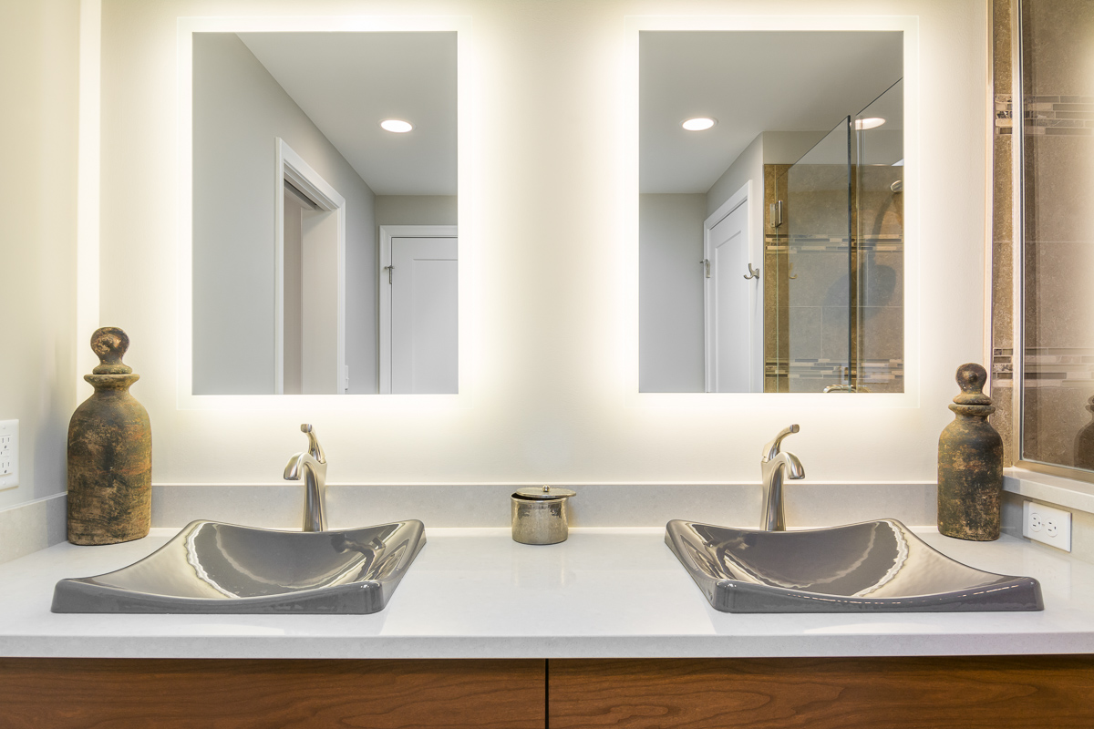 Master Suite Bathroom Lighting Ideas For A Home Remodel