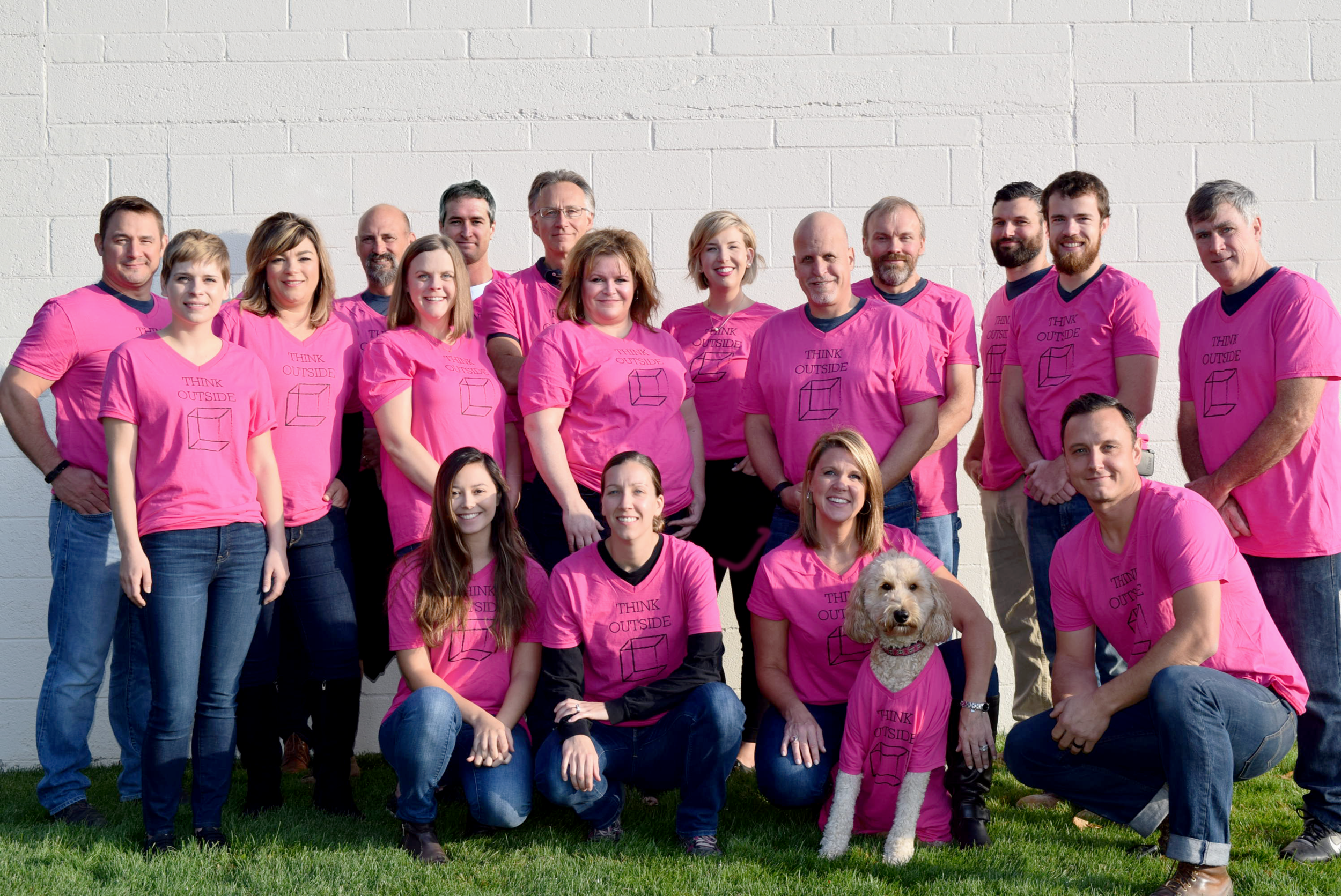 the team at forward design build remodel - with the help of family, friends, and our fans on facebook - was able to donate a total of  $2770  to the breast cancer research program at the university of michigan. Make sure to check out our   #ForwardGives facebook album   with all of your great photos :)
