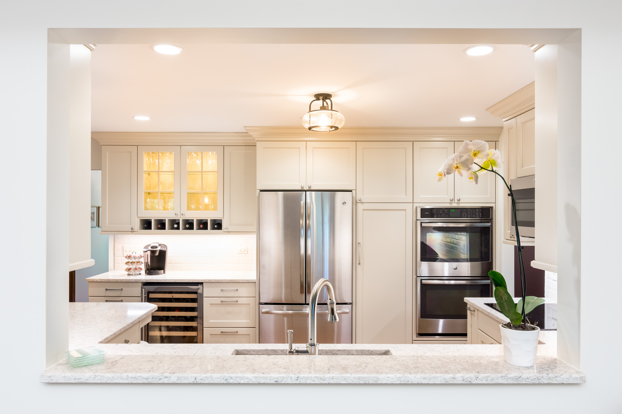 Choosing Appliances For An Aging In Place Kitchen Remodel Forward Design Build Remodel