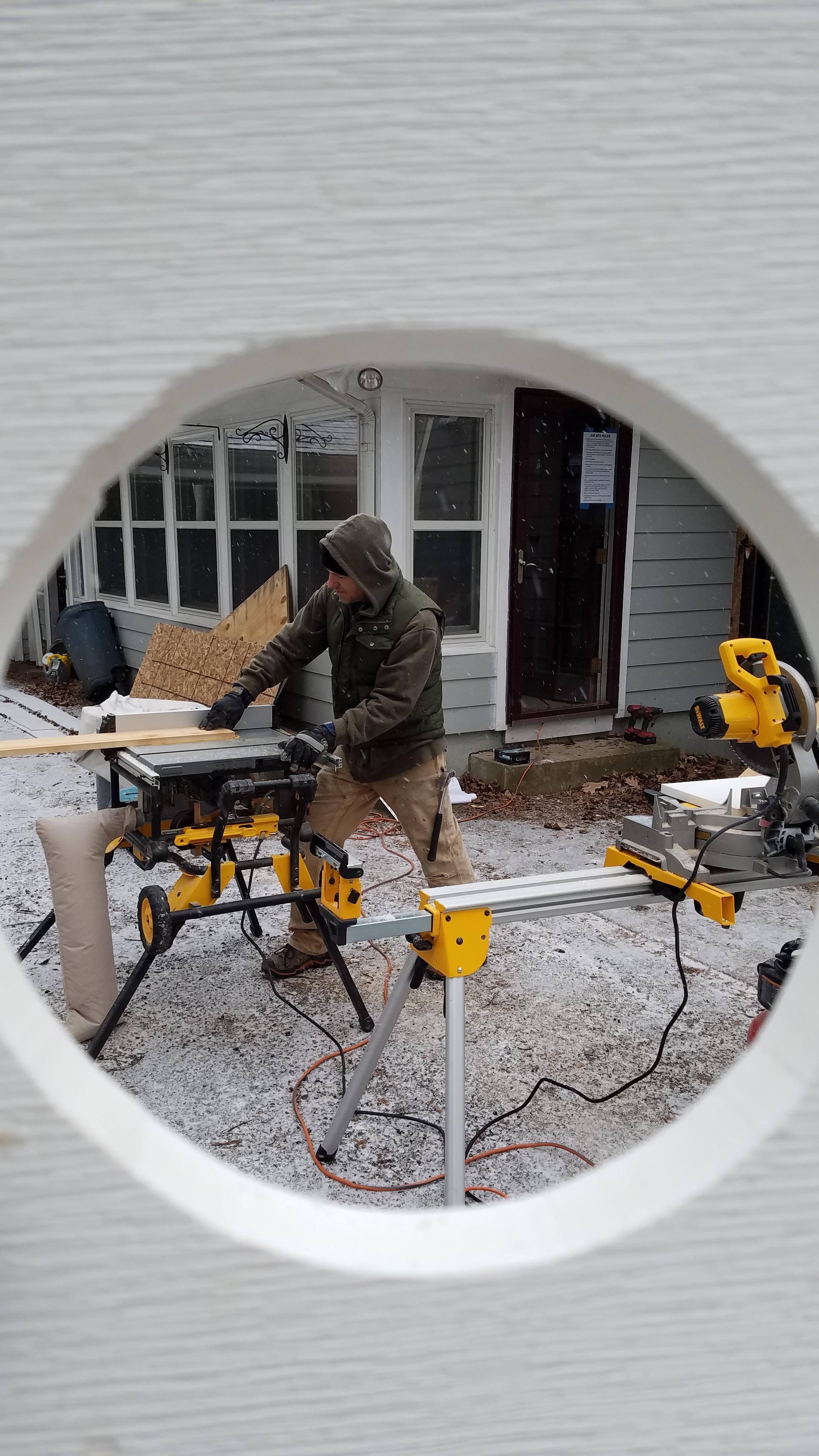 Carpenter Brian Schmidt