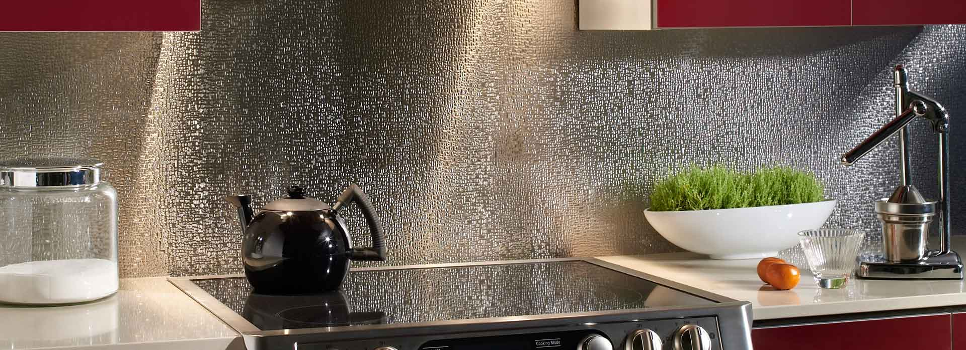 Using Stainless Steel For A Kitchen Backsplash When