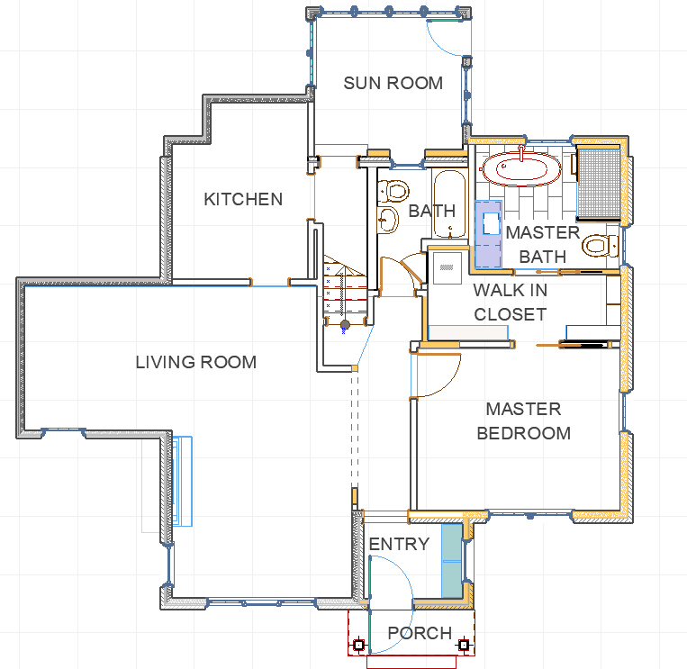 Dream Closet Dimensions, Features