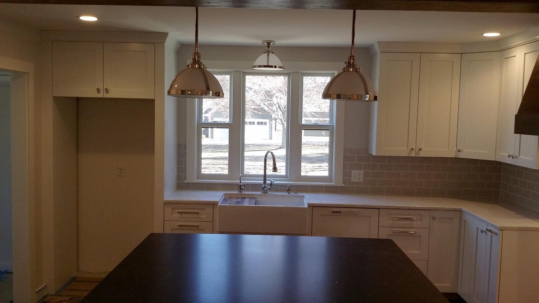 Das Holz Haus custom cabinetry