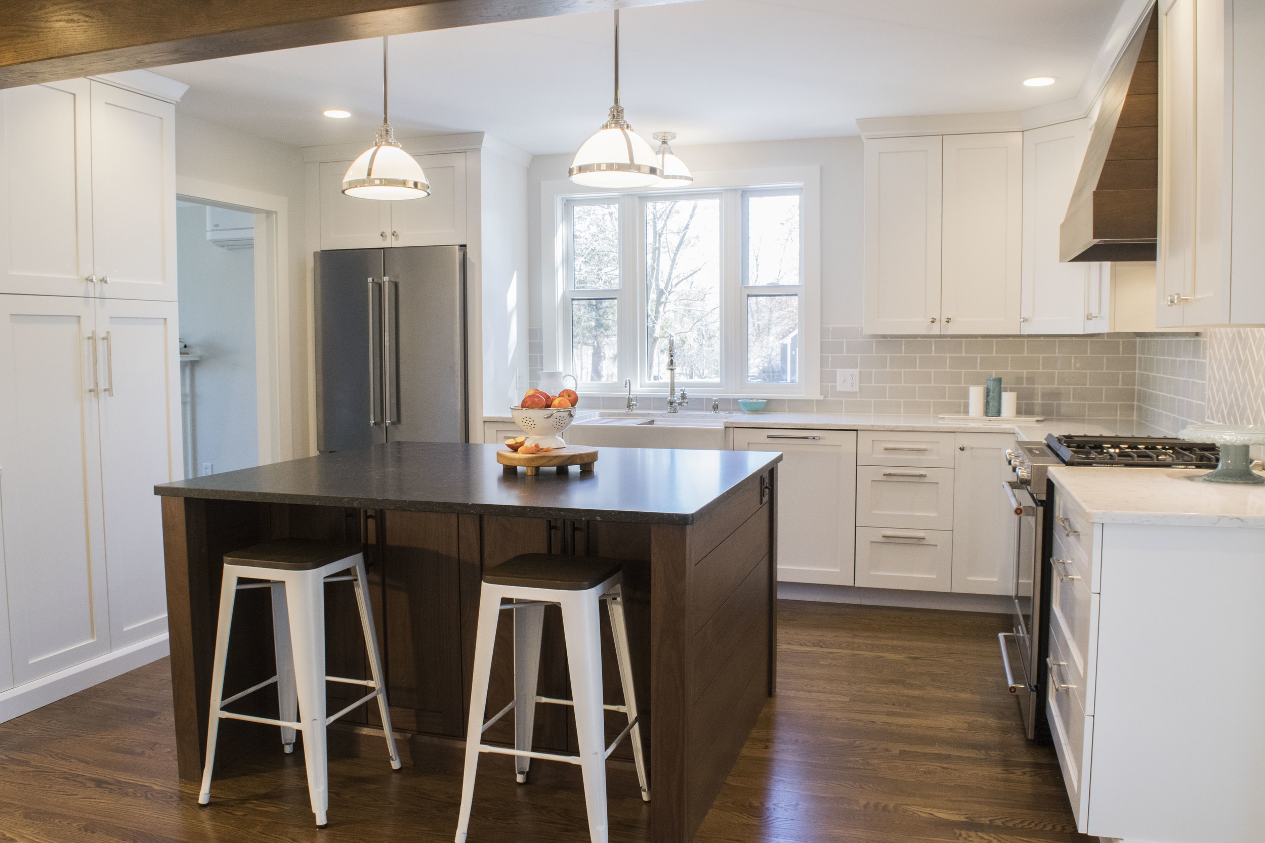 Home #9:2969 Newport Rd. Ann Arbor   Interior Remodel with Kitchen Relocation