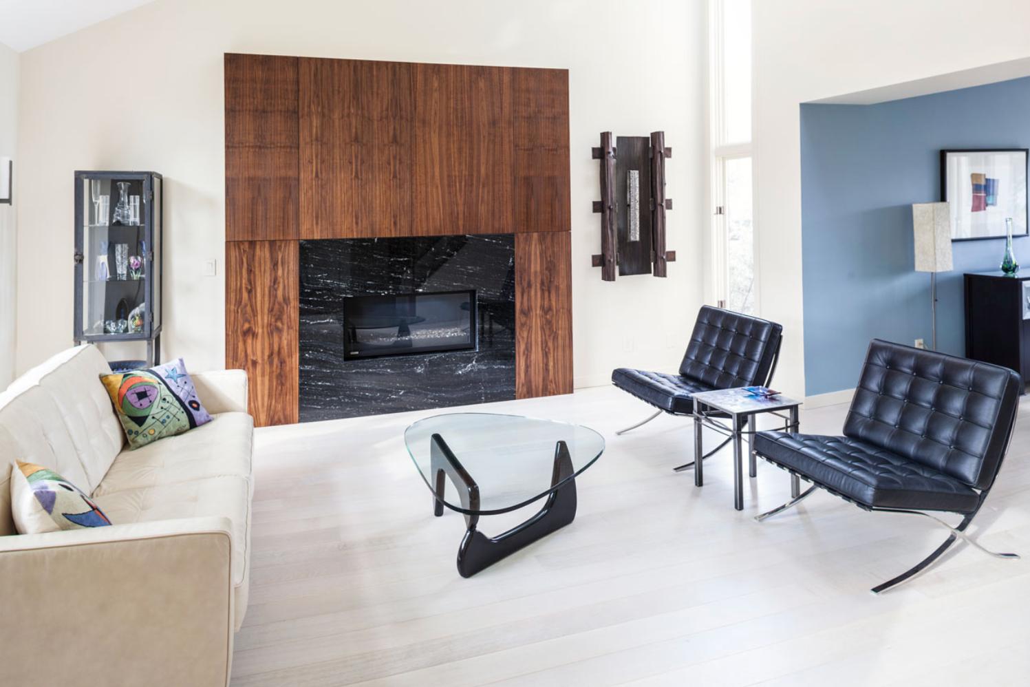 Contemporary Home Remodel, Ann Arbor, MI