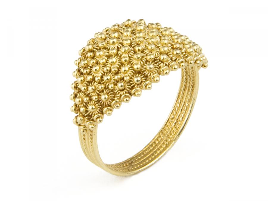 Sarda Cinque ring