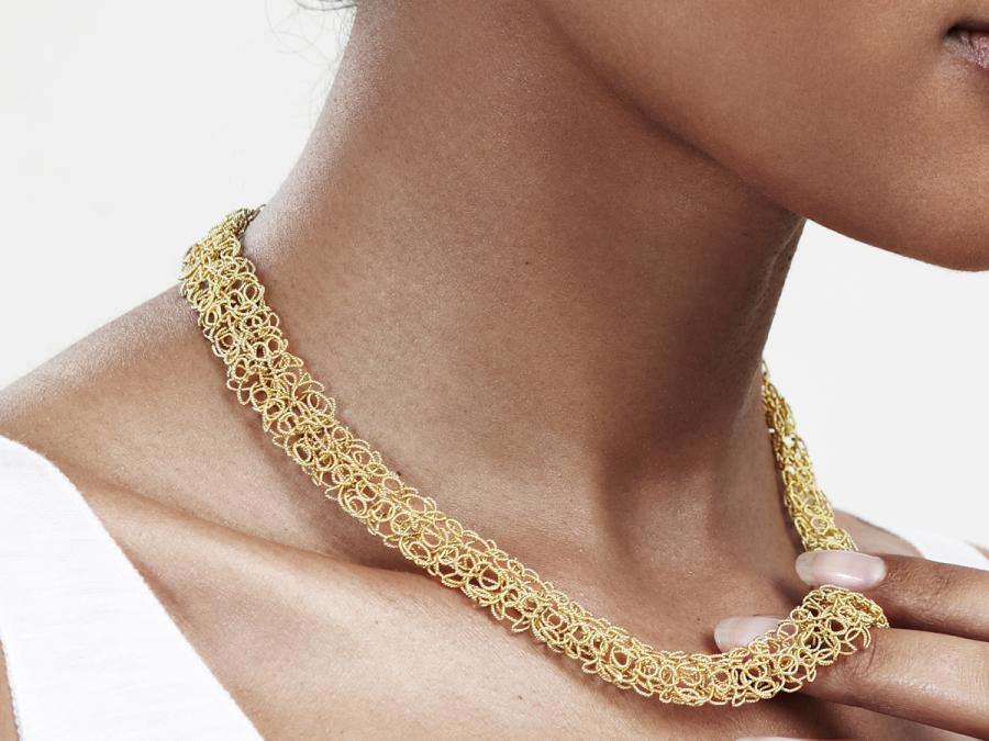 Koro necklace