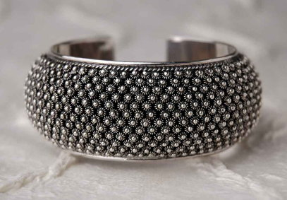 Orijyn - Queen's Ceremonial Large Cuff $495