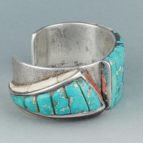 Victor Beck - Silver Cuff $2400