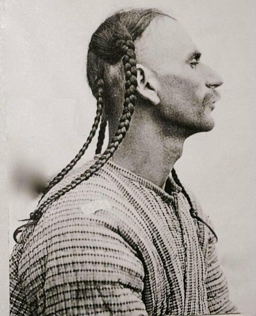Yazidi man, photographed c. 1930