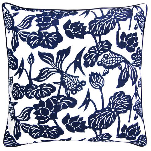 Fish Bowl Pillow