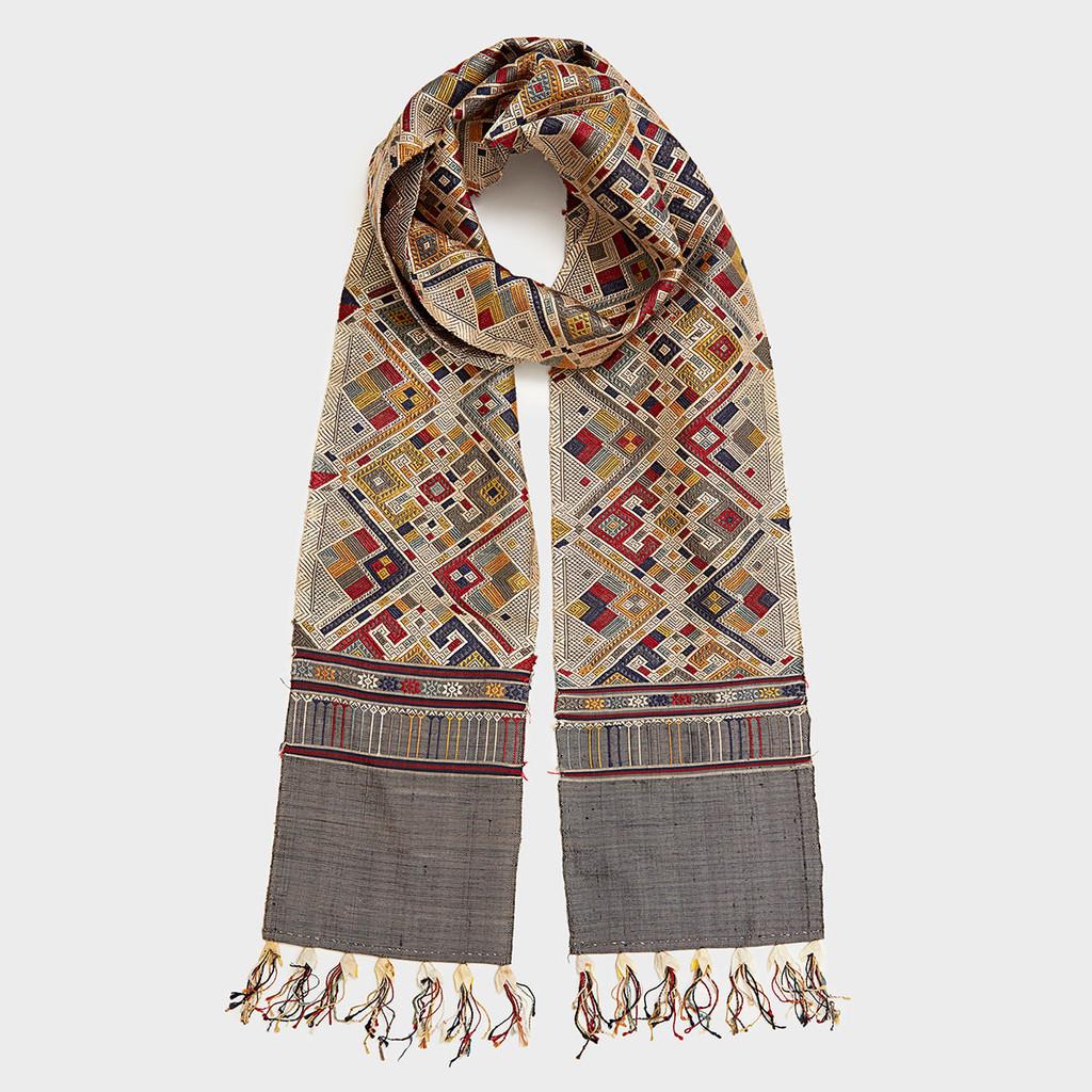 Lao Naga & Giant Spirit Textile
