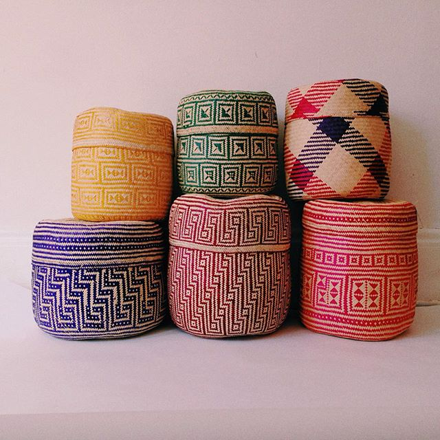 Baskets and baskets