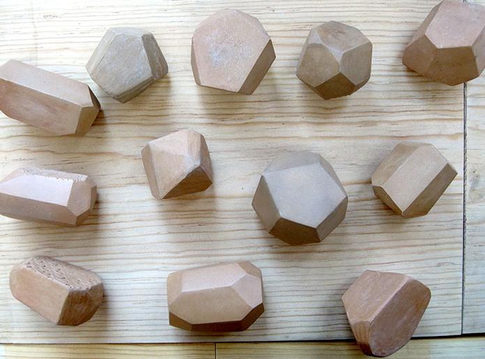 Clay Meteorites