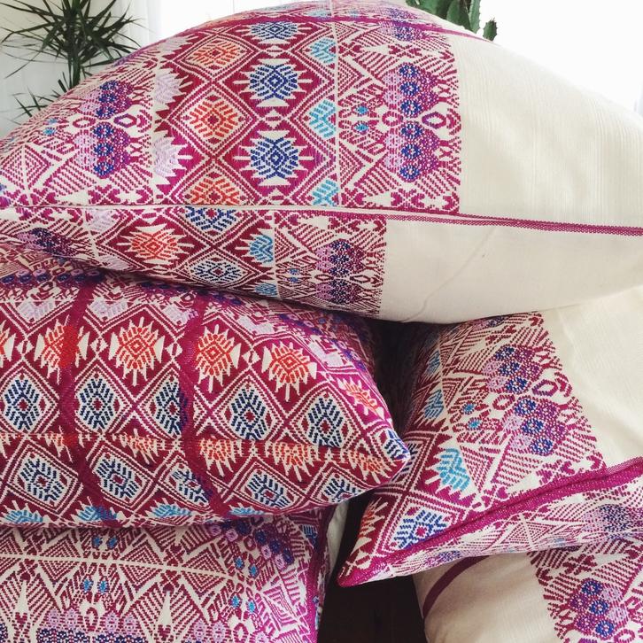Huipile Pillow