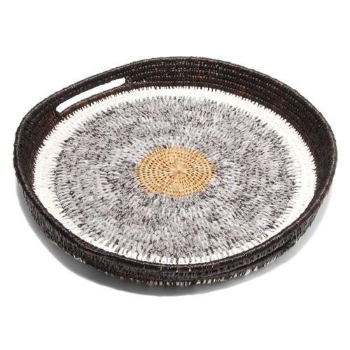 Hand Woven Platter