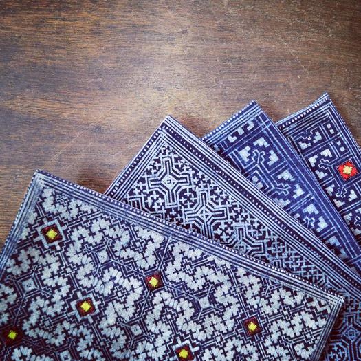 WILD TUSSAH    @wildtussah    Batik fabric