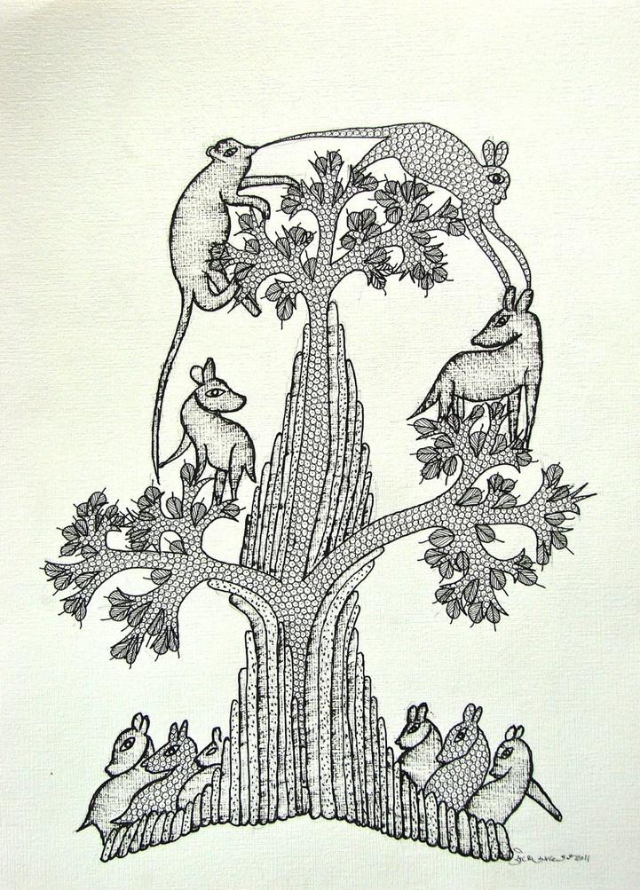 Monkeys on a Tree