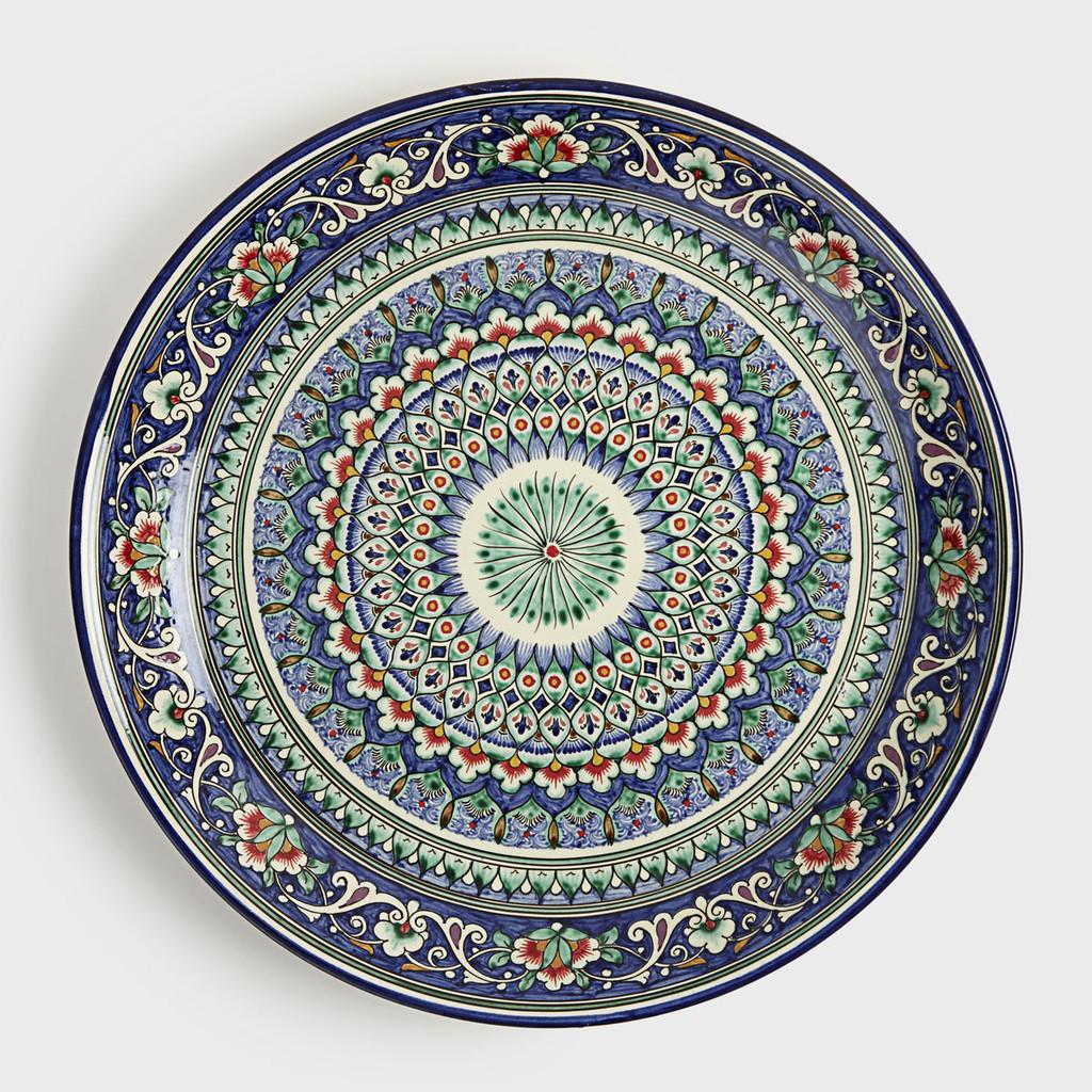 Spiral Decorative Plate