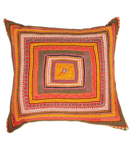 Jewel Box Pillow