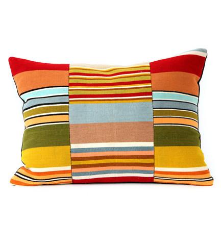 Tibetan Apron Pillow