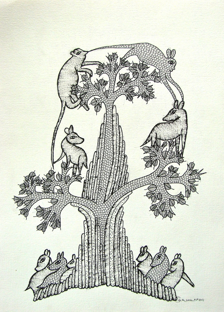 Monkeys on a Tree