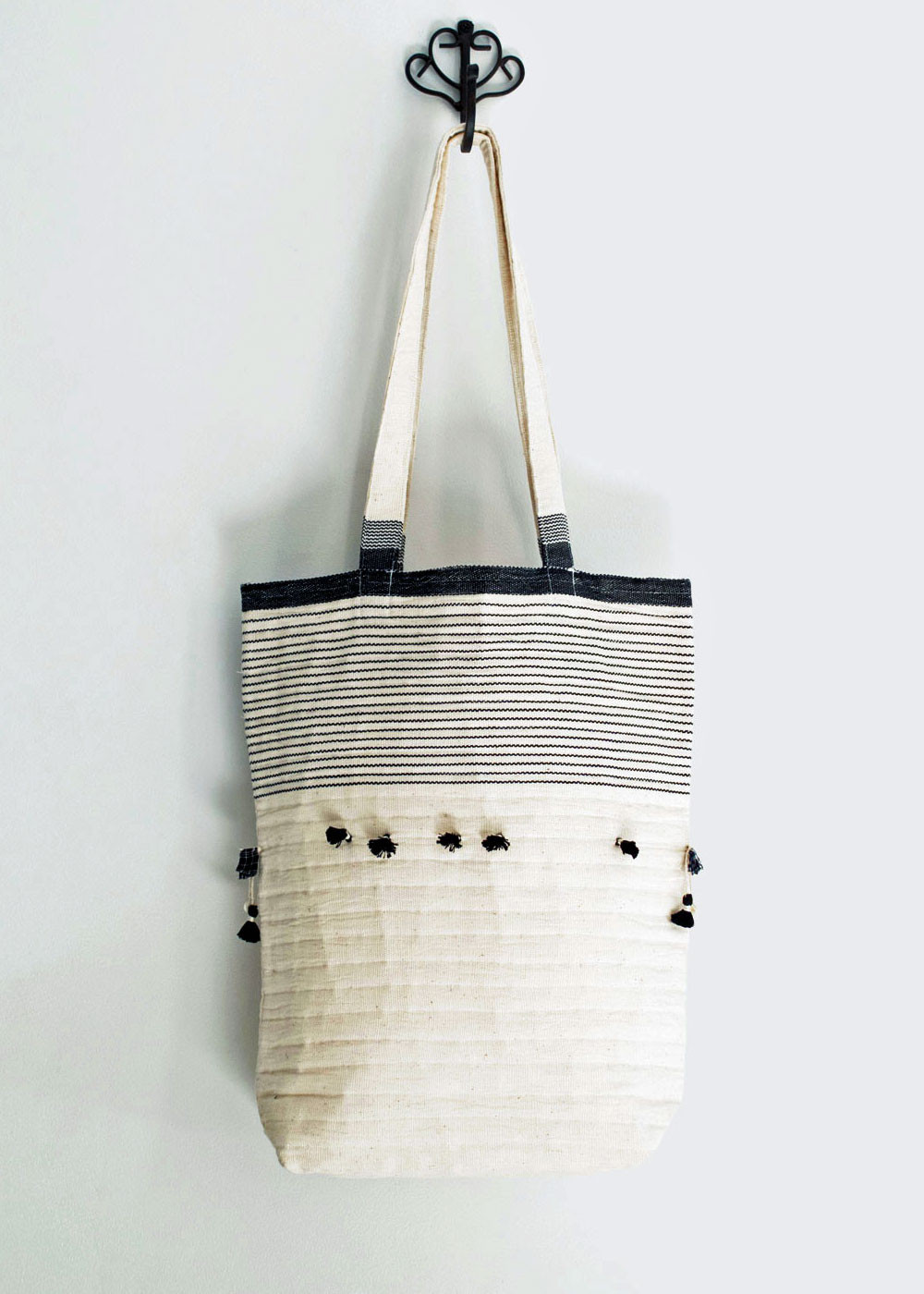 Quilted Magazine Tote