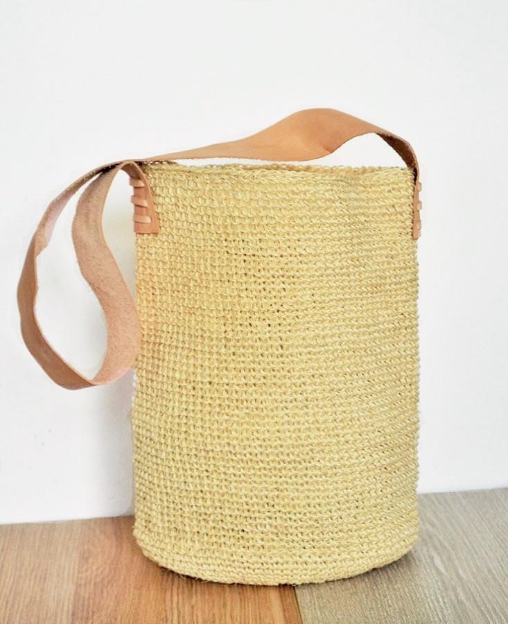 Baru Eco Mochila Bag - Natural
