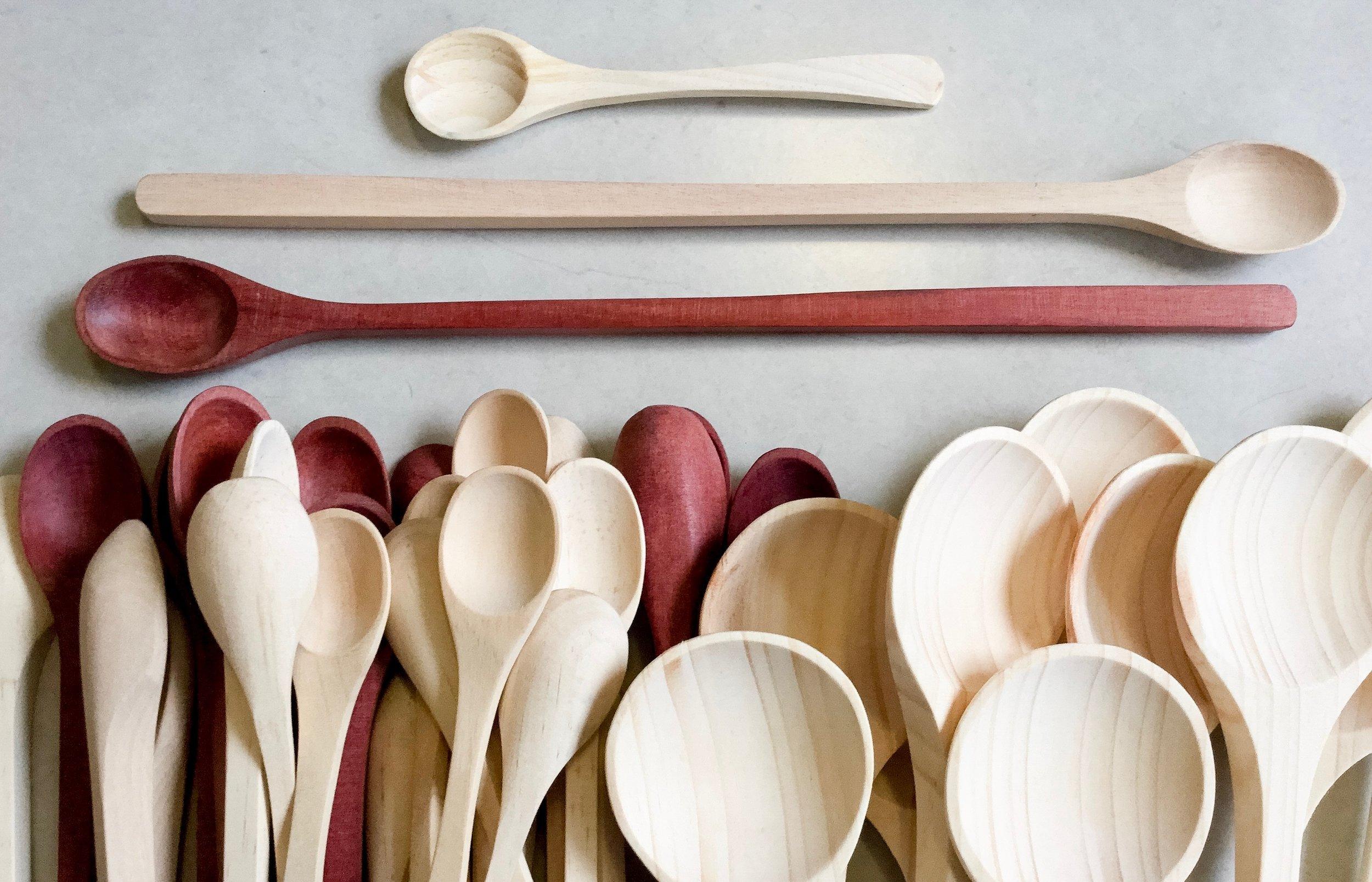 Nazareno spoons