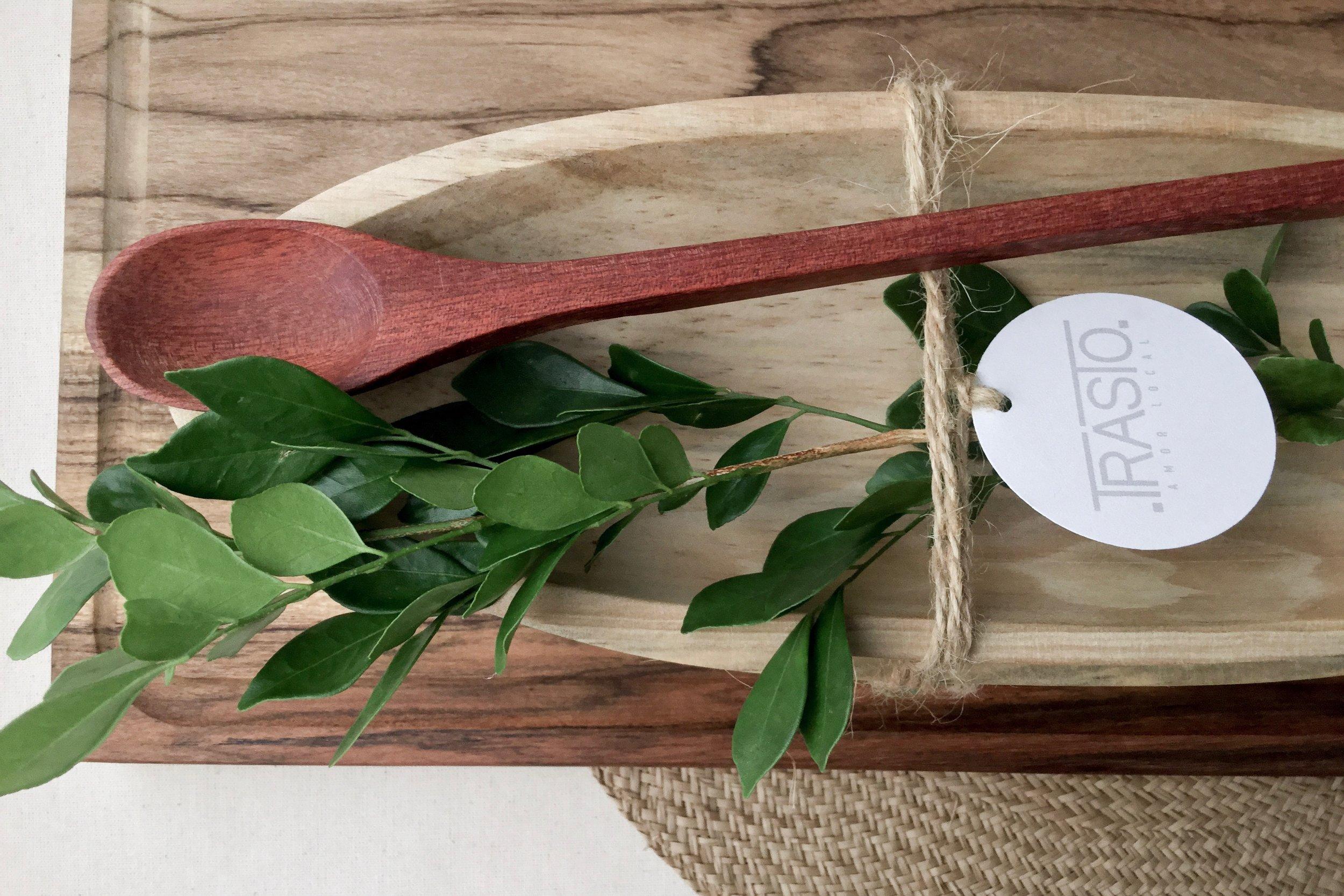 trasto nazareno spoon and wooden trays.JPG