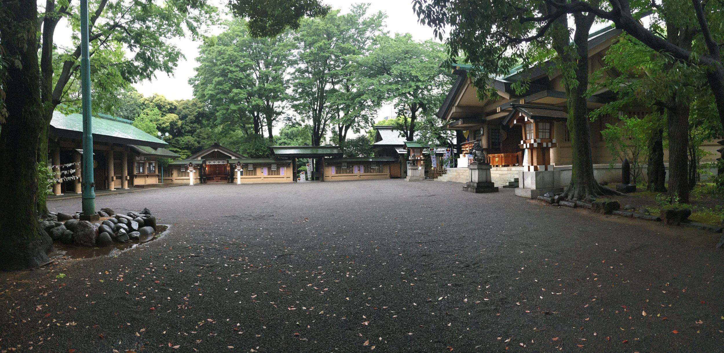 Togo-Jina Shrine