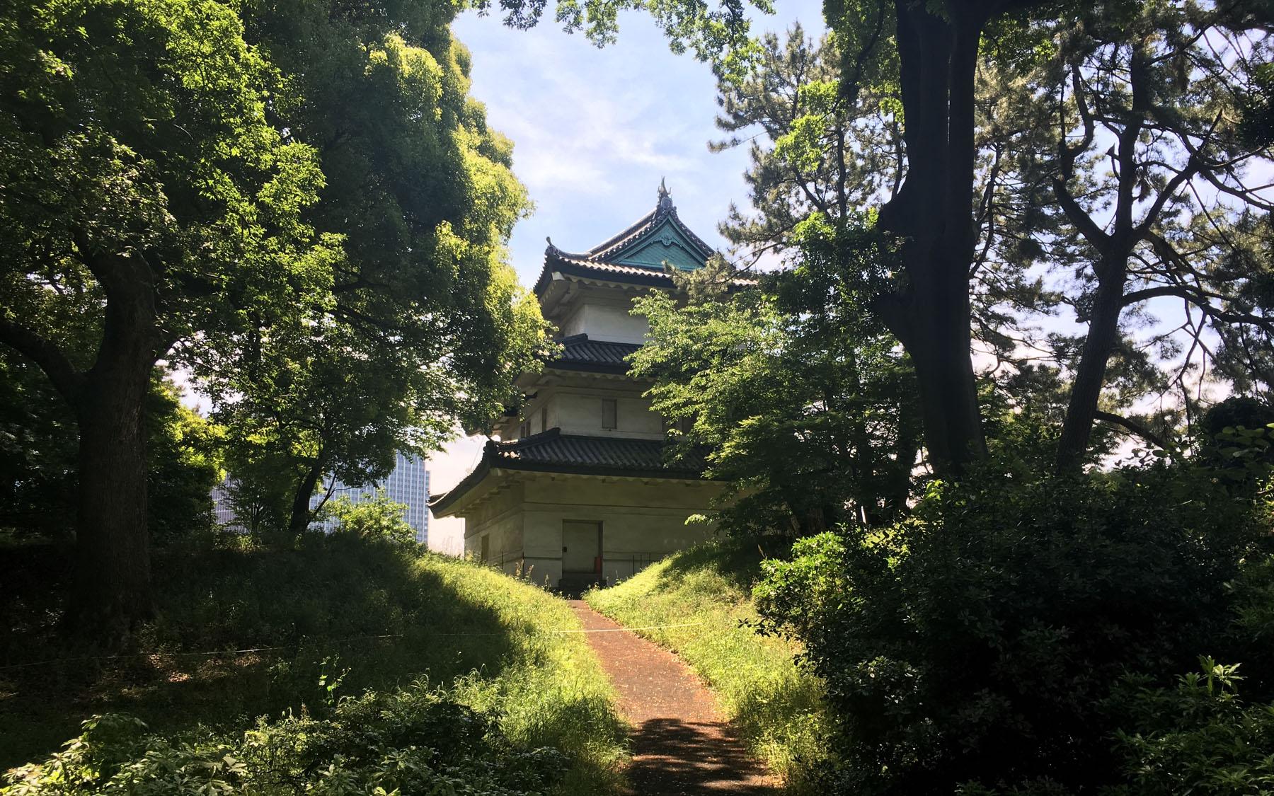 Fujimi-Yagura: Mt. Fuji-View Keep