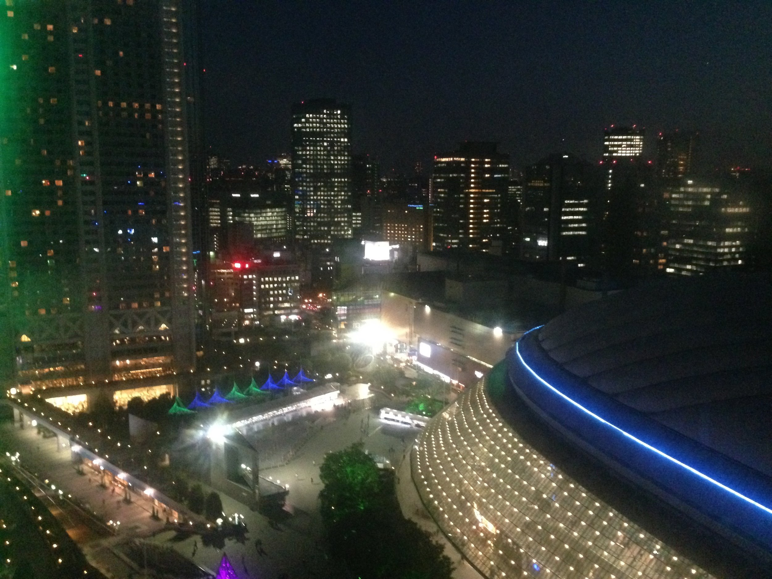 Goodnight, Tokyo. Goodnight, Dome. See you again one day!