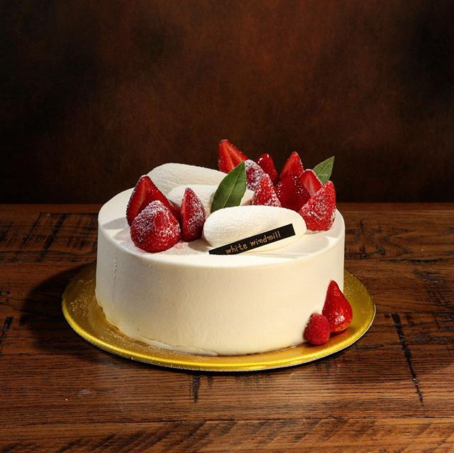 Celebrate special occasions with White Windmill's cake 🎂