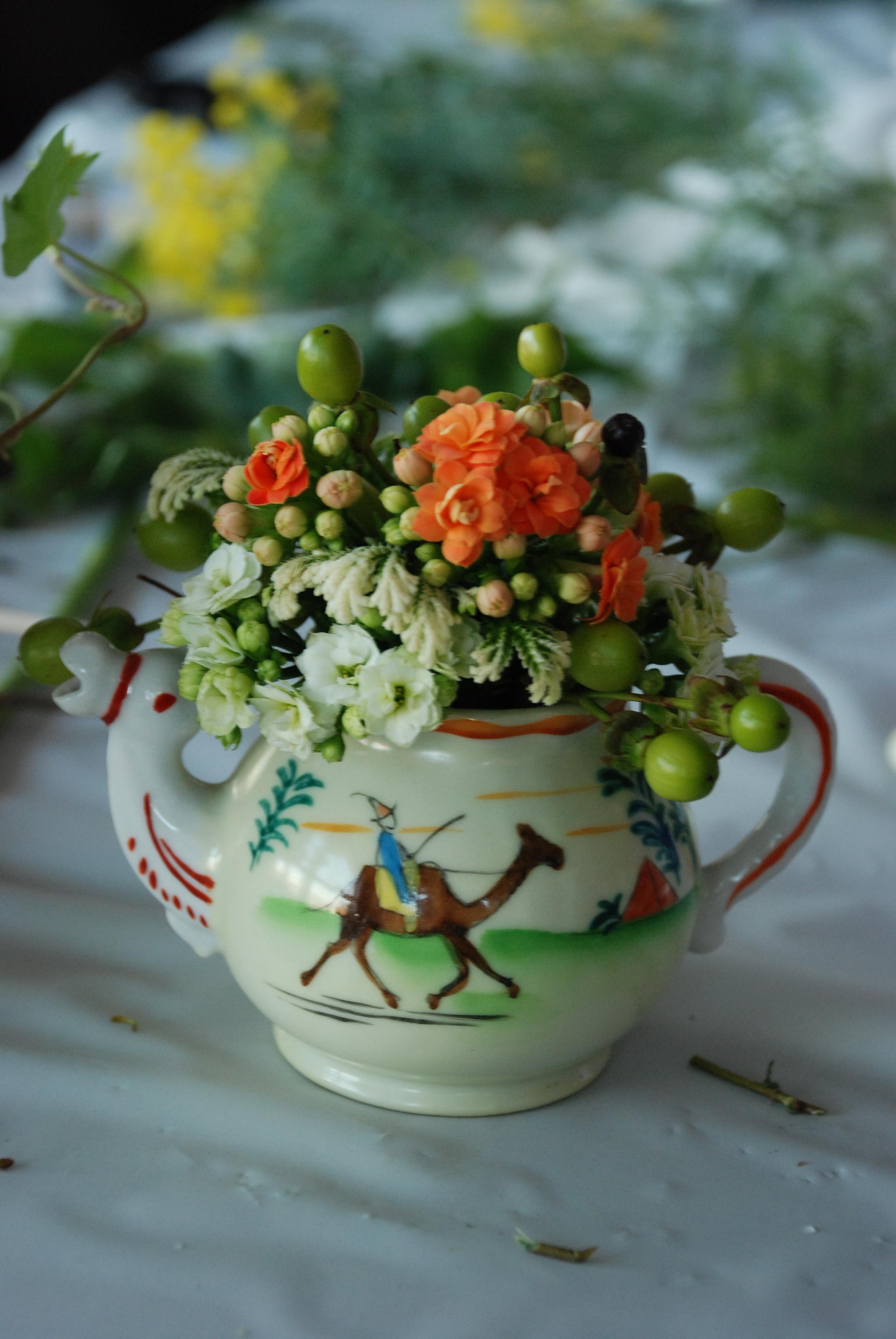 JourneyCare Center Flower Arranging Project