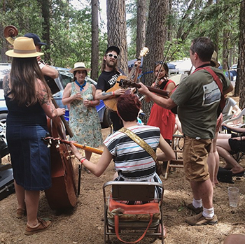 Father's Day Bluegrass Festival, 2015