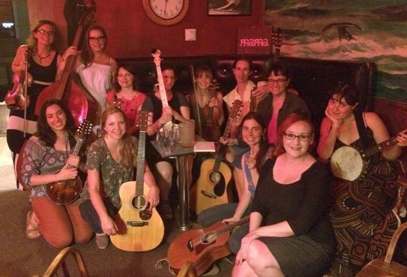 3rd Monday Seattle Ladies Jam at Al's Tavern
