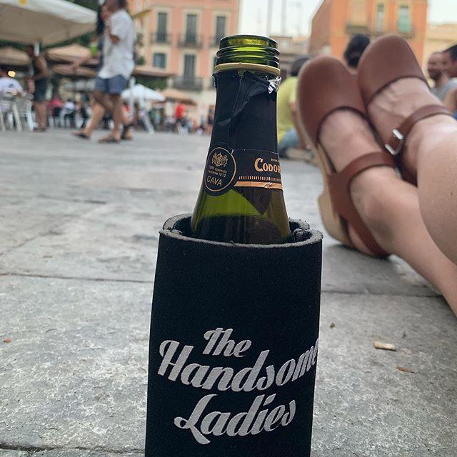 Handsome Ladies, Barcelona chapter??? 💕♥️💕