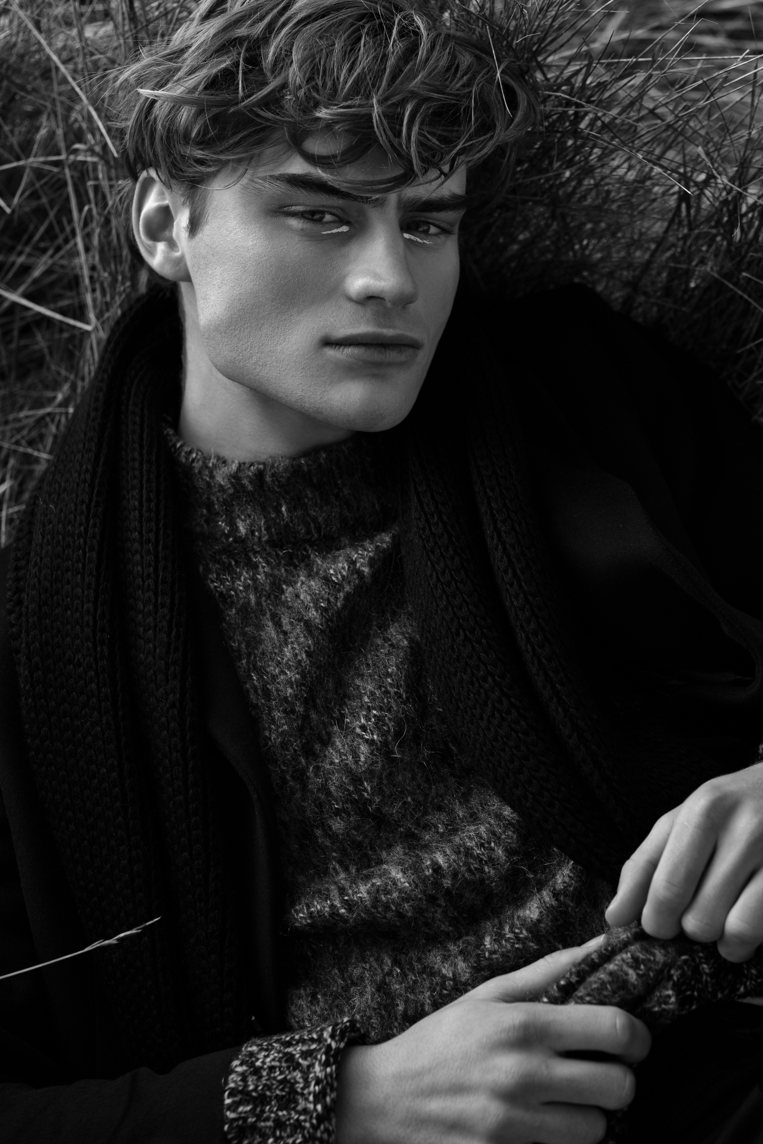 'Peacefully Lost' Editorial with Nevs Modelling Agency // AW17
