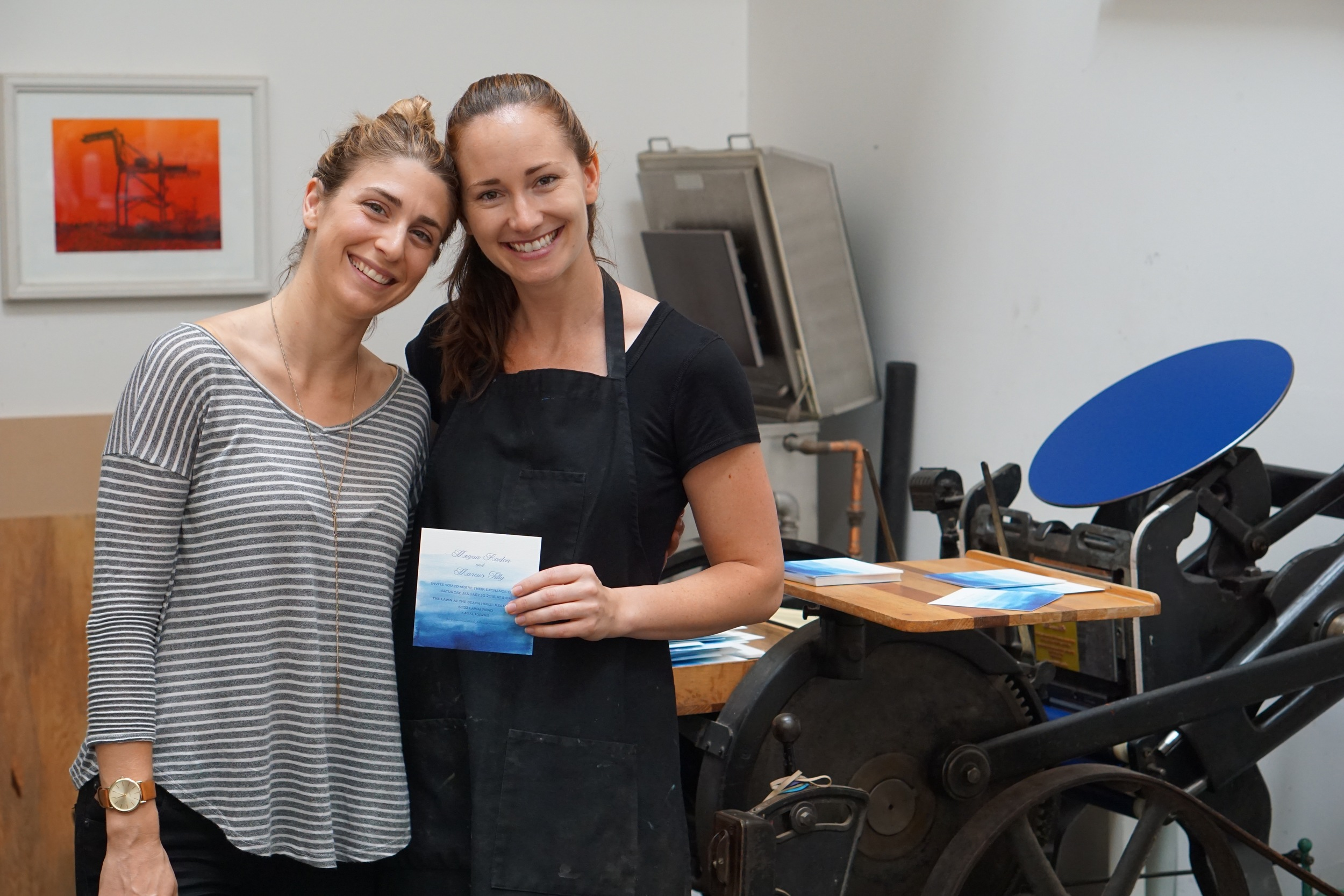 Elizabeth Micsky and Sophia Mavrides on The Hivery blog