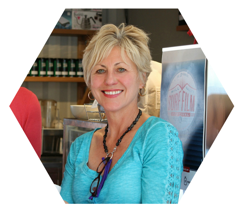 Helen Russell , CEO & Co-Founder, Equator Coffee