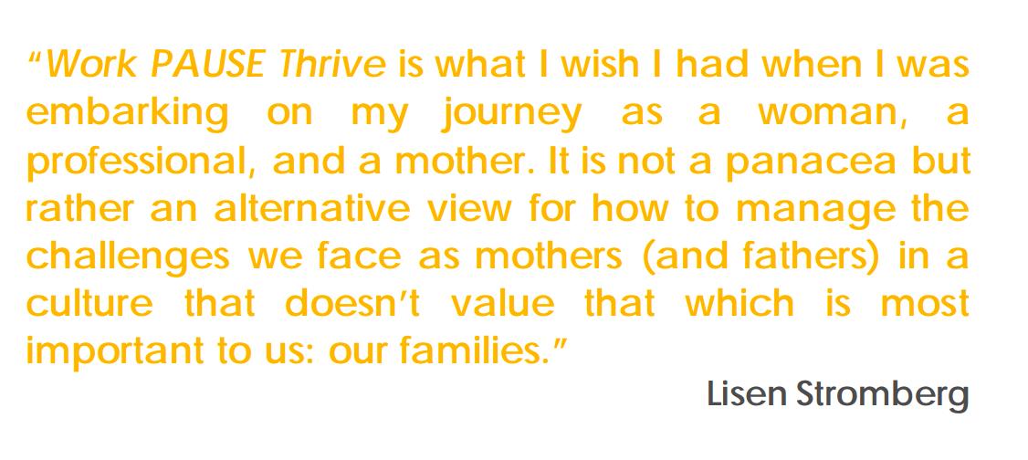 Lisen Stromberg Quote