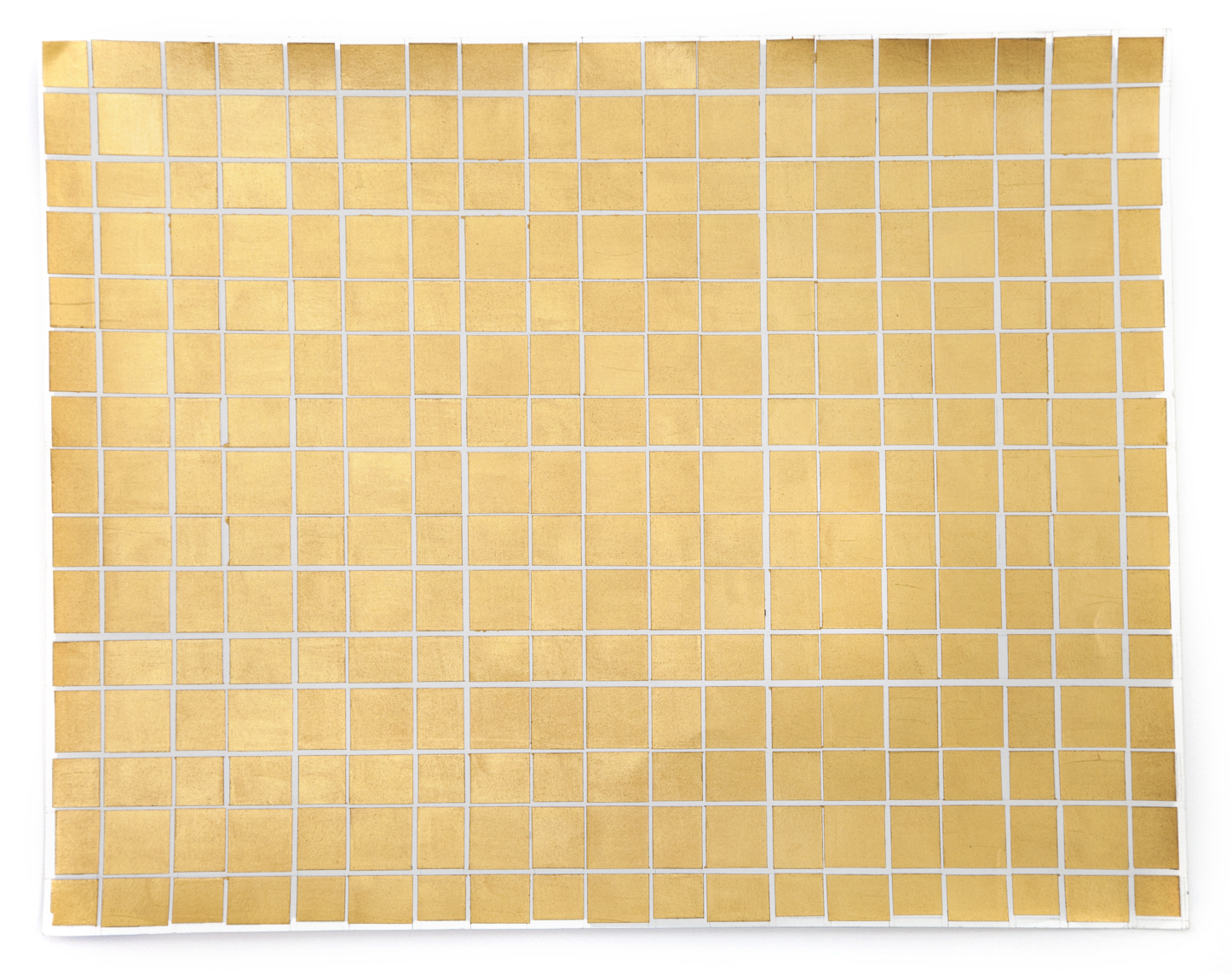 Gold Grid 1, 2015