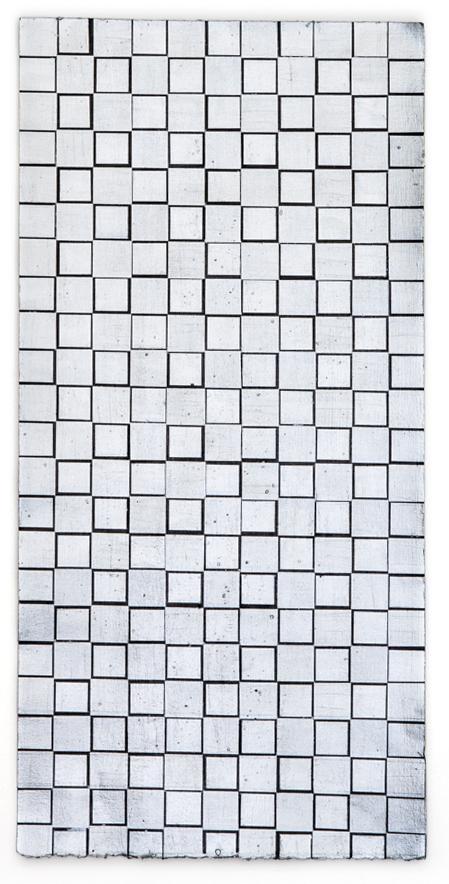 Silver Grid 1, 2015