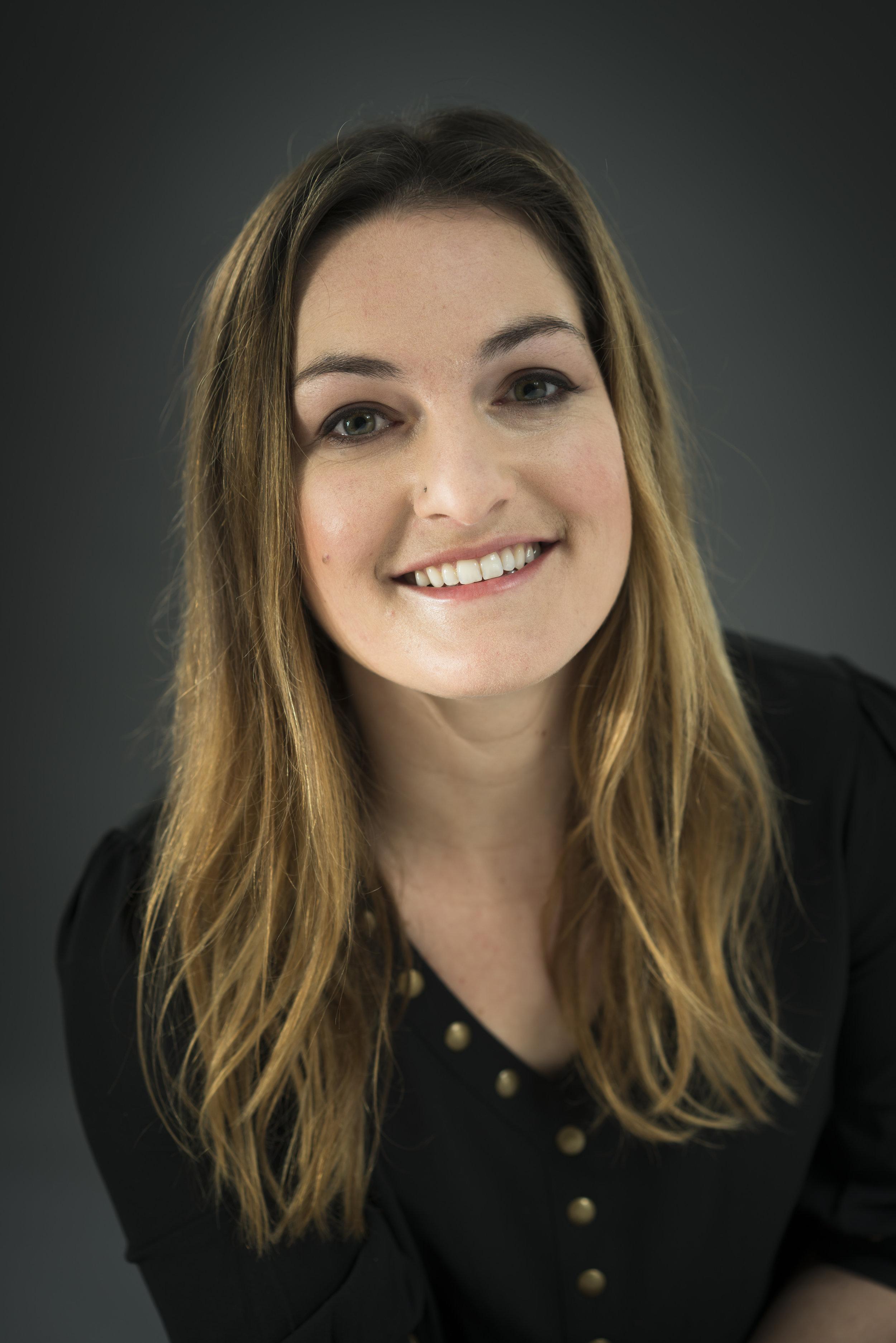 Women of Impact panelist, Erika Bergman.