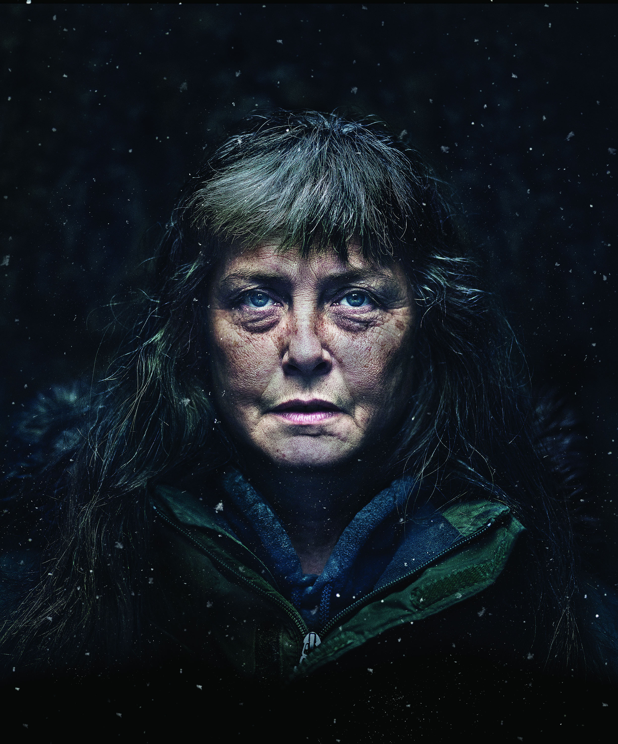 Sue Aikens from 'Life Below Zero.' (Photo Credit: National Geographic Channels)