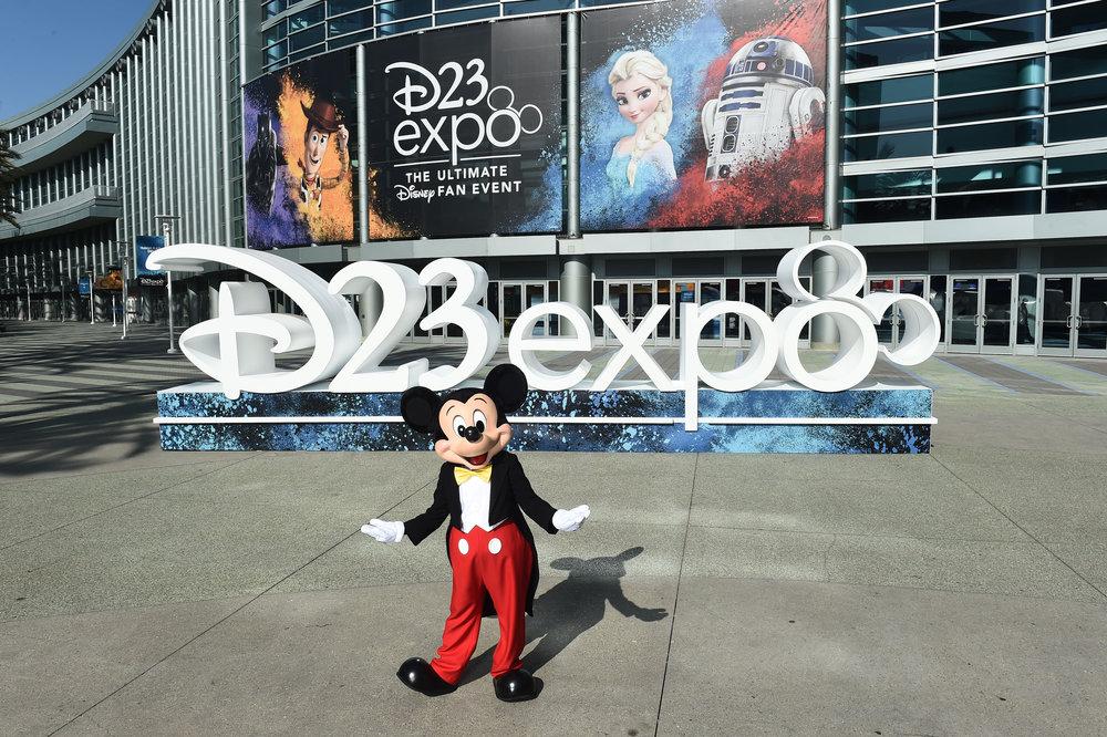 Disney anuncia venda de ingressos para D23 Expo