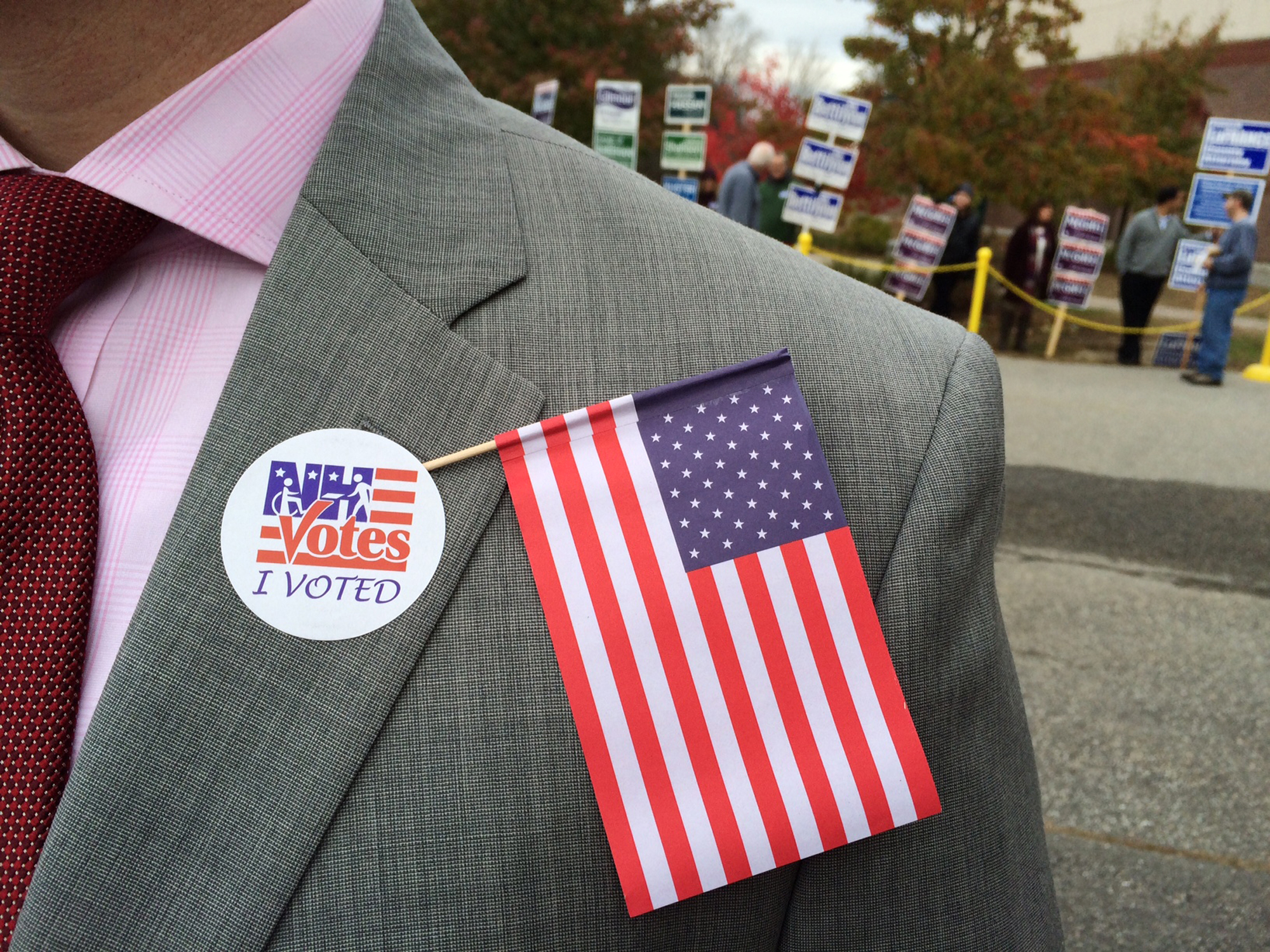 Election day, 2014